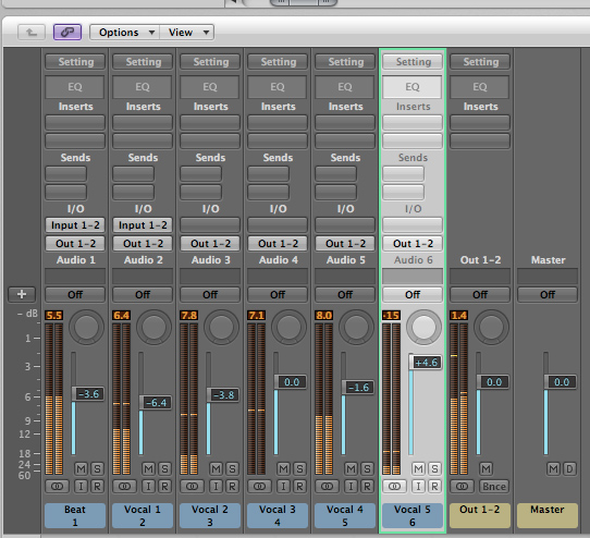 how to create vocal chops logic pro