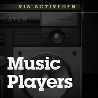 Top 20 Music Players to Embed Your Audio Online