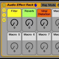 Ableton Live Racks: Creating One Knob Macro Controls