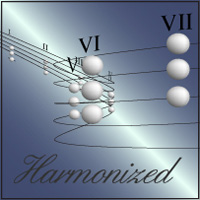 The Harmonized Major Scale &#8211; Part 1