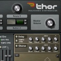 Using Reason's Thor As a Signal Processor