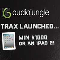 Win Big on AudioJungle's New TRAX Competition