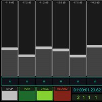 Using TouchOSC on the iPad to Control Logic Pro