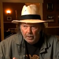 Neil Young on Songwriting and Recording