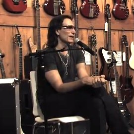 Steve Vai's History and Gear
