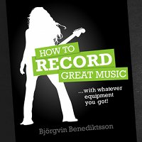 "Get $6 Off Our New Rockable Book: ""How to Record Great Music"""
