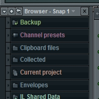 Introduction to FL Studio's Browser