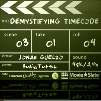 Demystifying Timecode for Film & Video Part 1