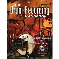 "Winner Announced: Win Bobby Owsinski's Book ""The Drum Recording Handbook"""