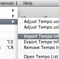 Quick Tip: Import From Audio File