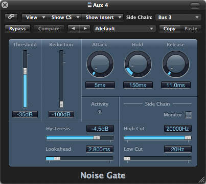 Noise Gate Tutorial - Using The Noise Gate Creatively