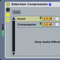 Quick Tip: Side Chain Compression in Ableton Live 8 &#8211; Part 1