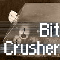 Using Logic's Bitcrusher for Sound