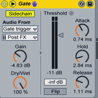 Quick Tip: How to Make a Gate Synth in Ableton Live
