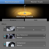 Quick Tip: How To Apply An Autotune Effect in GarageBand