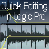 Quick Song Editing in Logic Pro