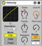 Spice Up Your Melodies with Velocity Curves
